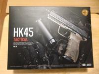 戦術的なHK45、来ました。
