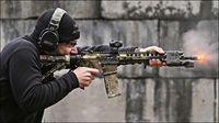 TOP M4 SR-16 URX3.1  クリスコスタの銃 ・・・