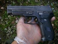 マルイ P226 ガスブローバック ビンテージ塗装品