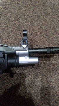 現用M249のガスレギュレーターその2