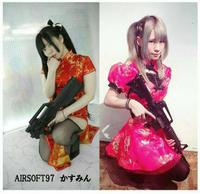 トリハピxAIRSOFT97 中華フェア!