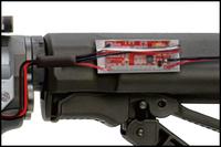 G&G 電子トリガーモデルのバッテリー収納方法