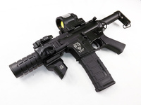 M4 バットストックカスタム!