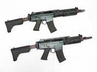 G&G AK5C・AK5D比較