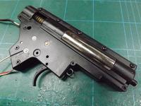 GE KAC SR-25K FullMetal FET Ver. 分解編