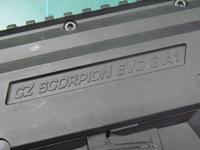 ASG Cz Scorpion EVO3 A1 分解編