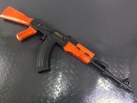 APS AK47 リアルウッド 外装編