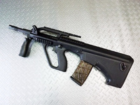 APS AUG A2 shortyレビュー