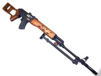 JG AK47 SVDカスタム 外装編