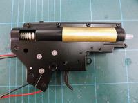 D-Boys SPR Mk12 Mod.1 分解編