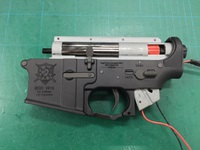 VFC VR16 Tactical Elite VSBR分解レビュー