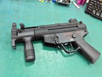 CYMA MP5K分解レビュー