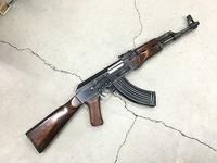 高いからこそ大事に使いたい! LCT AK-47木製ストック修理と強化!!