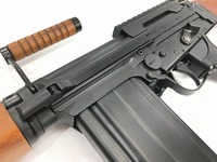「ARES L1A1 ウッドストックVer②」分解レビ・・・
