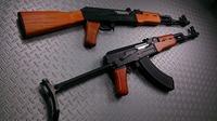 CYMA AK-47・AKS-47 リアルウッド外装レビュー!