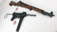 第2次世界大戦を生き抜いた名銃!! ICS M1 ガーランド編!