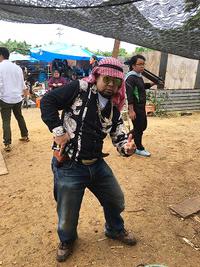 「TENG GANG CITY MONEY GAME!」イベント中止&雨天ゲーム報告!