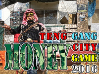 「TENG GANG CITY MONEY GAME」いよいよ明日開催!!