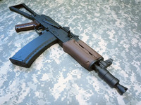 KSC製AKS74Uレビュー