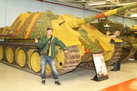 イギリス戦車の旅