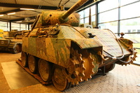 オランダ 戦車博物館レポート パンター戦車編