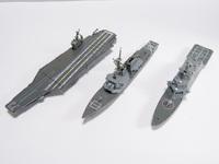 UCC「日米共演! 最強の艦船コレクション」 その4