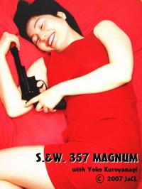 S&W 357MAGNUM ~銃爪(4)