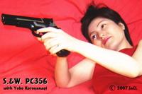 S&W PC356 ~銃爪(5)