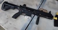 次世代」HK416もやってみた。