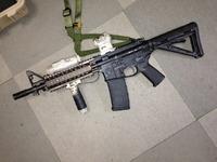 KSC M4A1GBB・・・