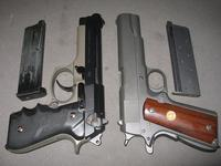 WA ガスBLK 旧型 M92F・GM
