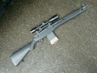 M14電動疾走!(ライトニングオーバードライブ)