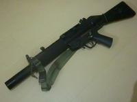 MP5SD5のノイズ・・・それはモーターの遊びだった