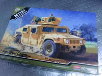 M1151 装備強化型ハンヴィー