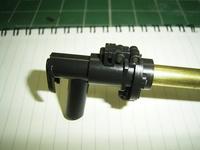 M14のチャンバー分解。