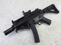 MP5K PDW RASをさらにカスタム!