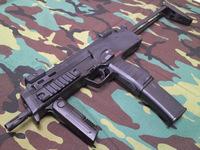 well製MP7A1(R-4)インプレ①