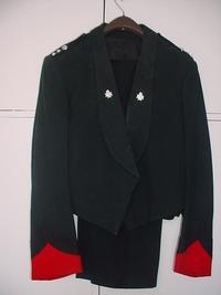 ローデシアレジメント用メスドレス