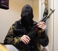 武装勢力 民兵装備について
