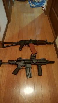 HK416C レビュー4
