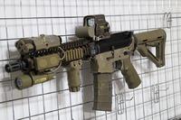 次世代M4 MK18 mod.1 #49 DTM取り外し