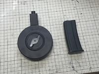 MP7用ドラムマガジンの作り方