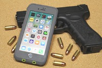 iPhone8 対衝撃防塵防水カバー LIFEPROOF fre レビュー