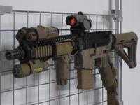 次世代M4 MK18 mod.1 #47 P-MAGショートマガジン