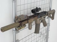 次世代M4 MK18 mod.1 #34 SD-30 使用後レビュー