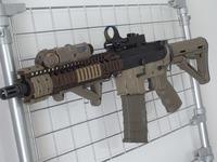 次世代M4 MK18 mod.1 #36 C-MOREダットサイト