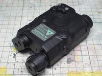 VFC M4 ES スティンガー ⑦ PEQ-15バッテリーケース改良!