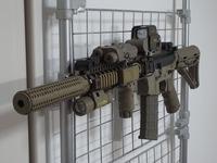 次世代M4 MK18 mod.1 #43 ホロサイトをリアル加工!