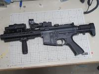 VFC M4 ES スティンガー ⑯ 修理&初速UP 前編