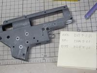 VFC M4 ES スティンガー ⑯ 修理&初速UP 後編